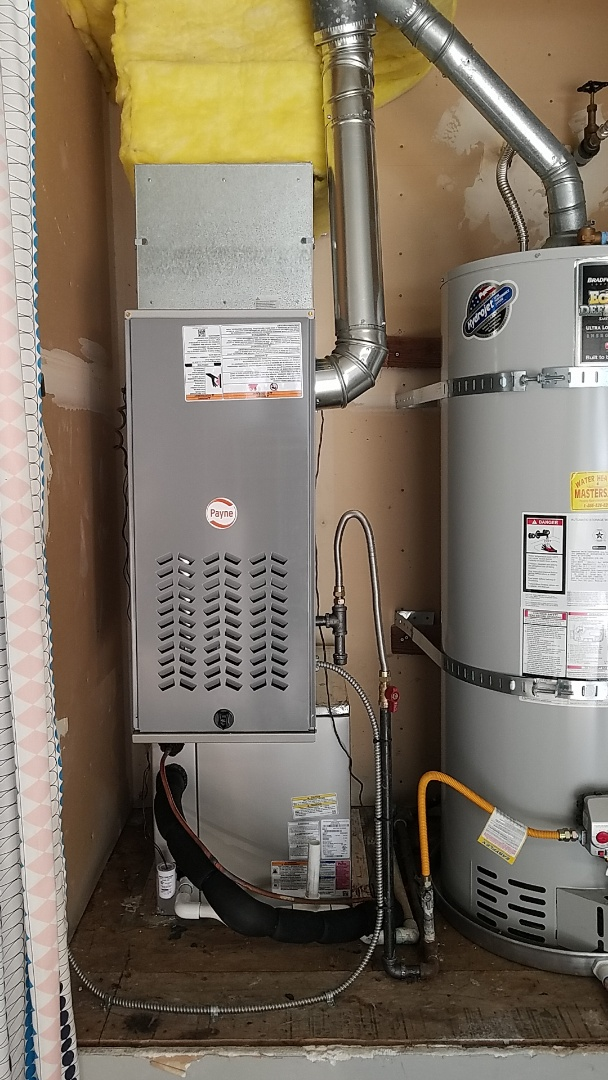Walnut Creek, CA - Furnace and coil install