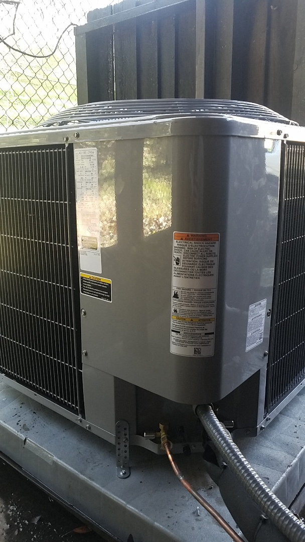 Walnut Creek, CA - Heatpump