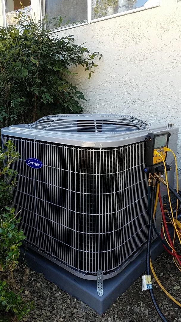 Lafayette, CA - Full system install