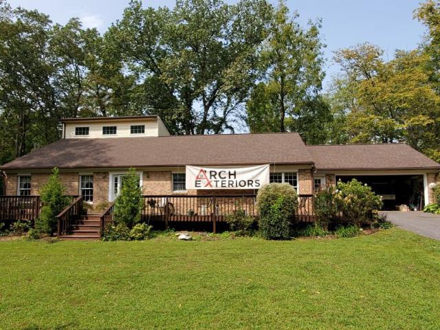 Berryville, VA - New Roof for a happy Customer in Berryville Virginia