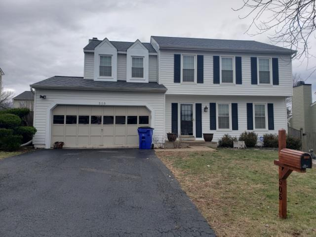 Frederick, MD - This home was in need of a face lift and help to eliminate energy loss. An insulated vinyl siding looks great and also saves money on your heating and air conditioning bill.