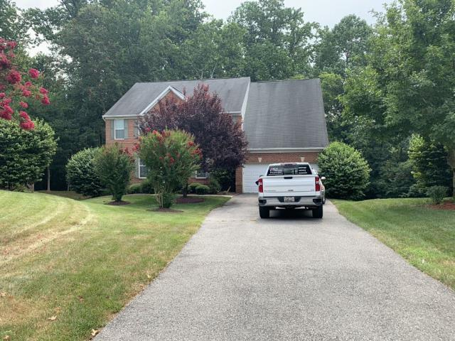 Bowie, MD - Insurance paid for a new roof for customers in need of replacement due to weather damage