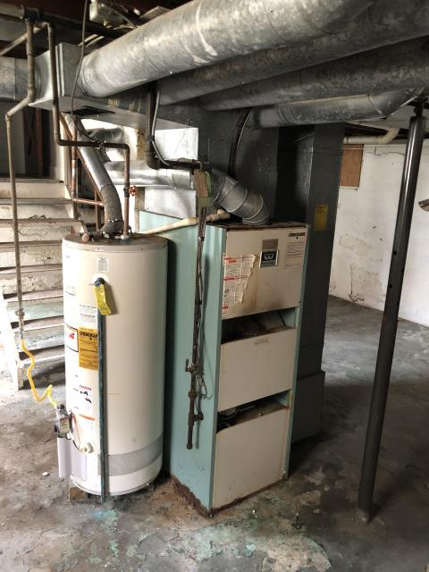 Dayton, OH - I provided an estimate for a new Five Star 96% 60,000 BTU Gas Furnace
