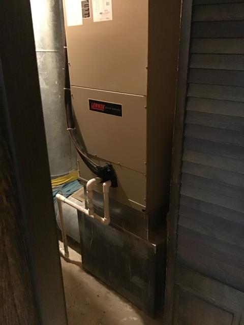Huber Heights, OH - I performed a tune up on a Five Star Electric furnace.