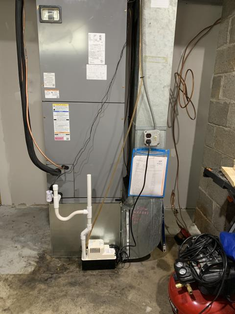 Beavercreek, OH - I performed a tune up on a Five Star electric furnace. Everything checked out within specs and system is operational upon departure.