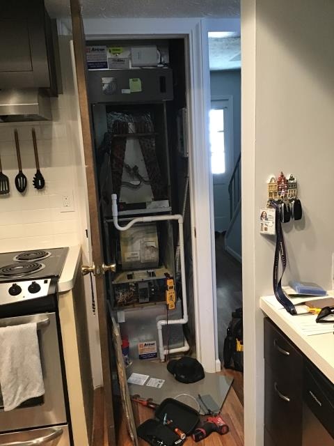 Beavercreek, OH - I performed a tune up on a Five Star electric furnace. Everything checked out within specs. System is operational upon departure.