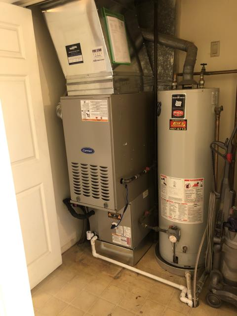 Huber Heights, OH - I performed a tune up on a Five Star gas furnace. Everything checked out within specs. System is operating upon departure.