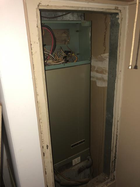 Kettering, OH - I informed the customer I would have my supervisor reach out to them with an estimate for a new system.