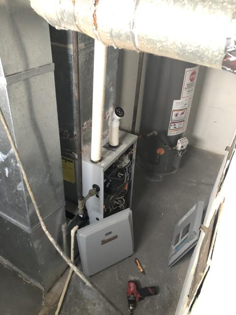 Trotwood, OH - Upon inspection, I found the circuit board needed replaced. I informed the customer and provided a quote. Will wait for the customer to get back to me on how they want to move forward.