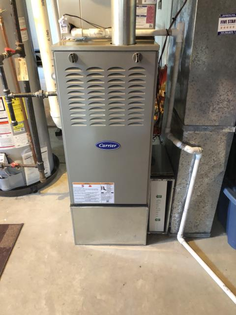 Huber Heights, OH - Upon inspection, I found the control board was faulty and needed replaced. I informed the customer and they approved the replacement. Will have the office order the part and will come back out to install. System is not operational upon departure.