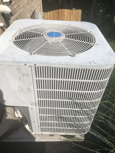 Dayton, OH - Upon inspection, I found the filter plugged. I pulled and replaced with a customer provided filter. I cycled the system and everything checked out within specs. System is operational upon departure.