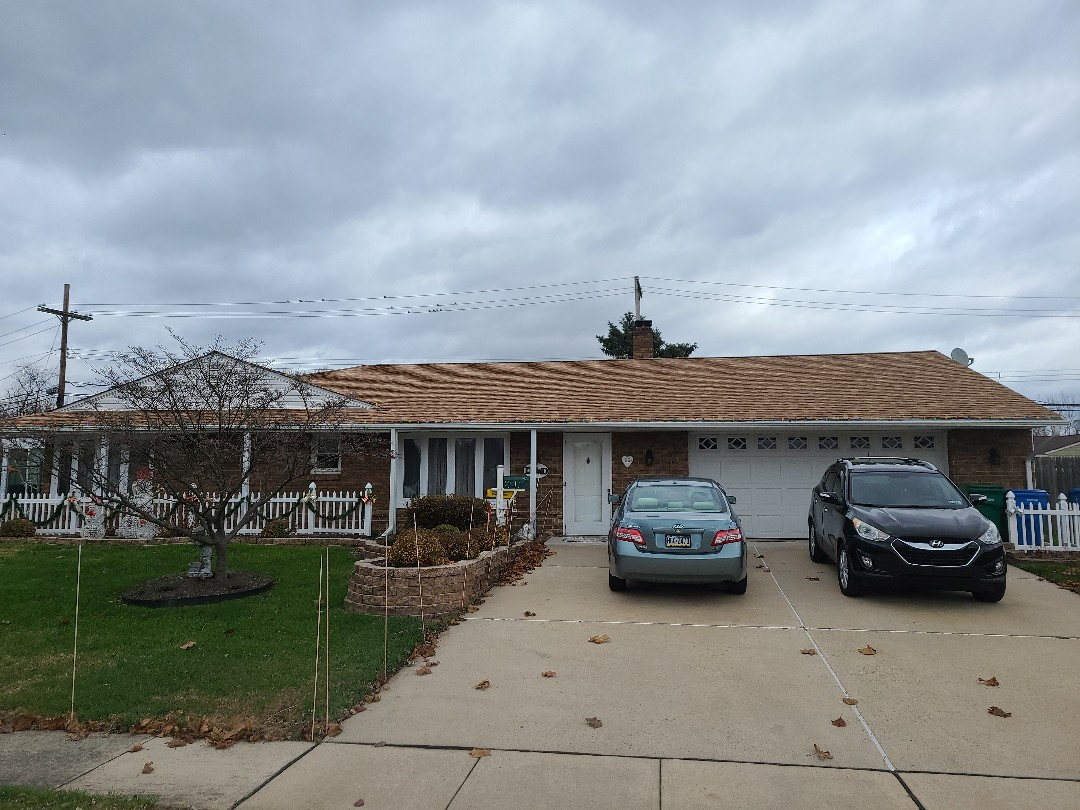 Levittown, PA - Roof and gutters