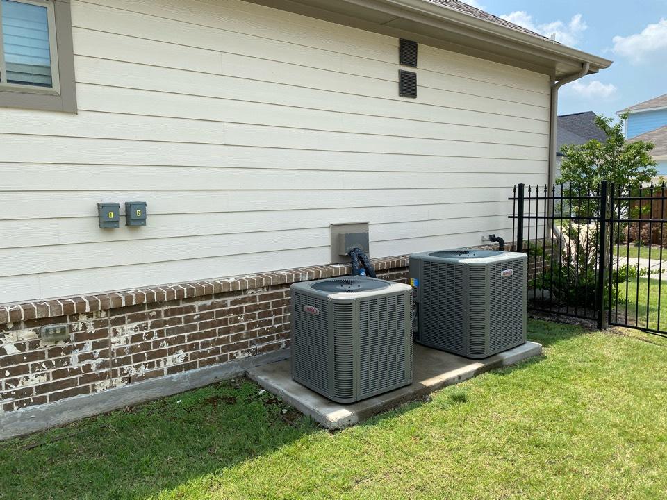 Frisco, TX - Ac maintenance