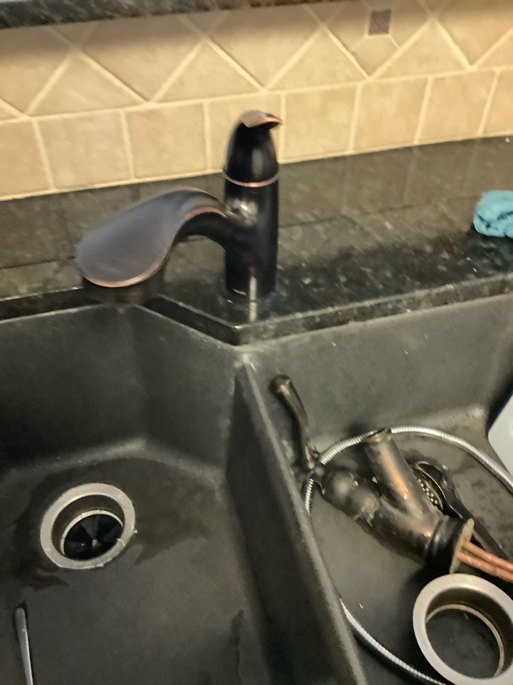 Kennesaw, GA - Faucet replacement