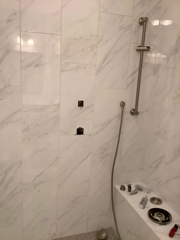 Sandy Springs, GA - Replace shower cartridges