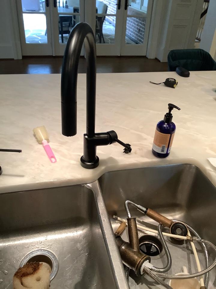 Atlanta, GA - Faucet replacement