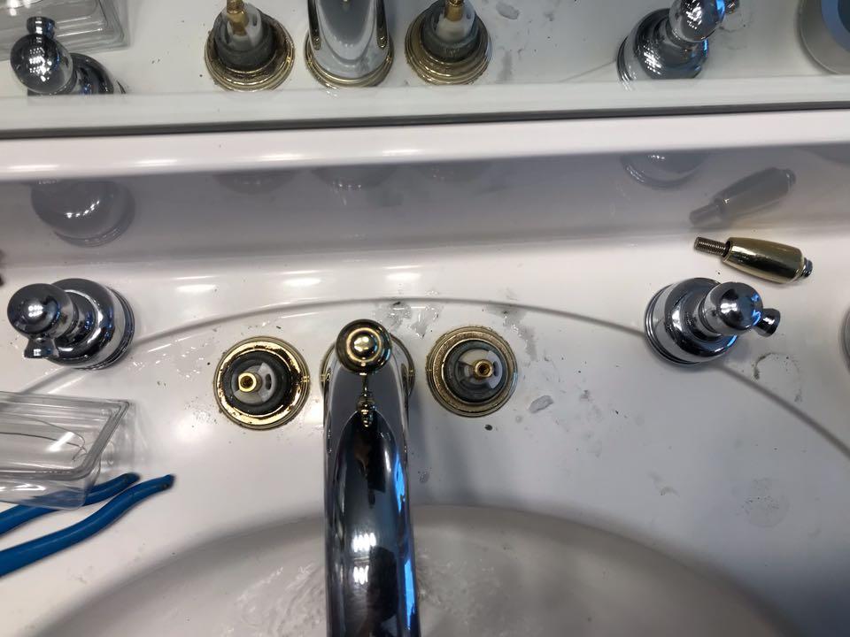 Kennesaw, GA - Faucet cartridges repair