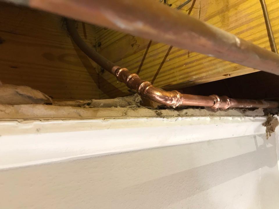 Copper repair