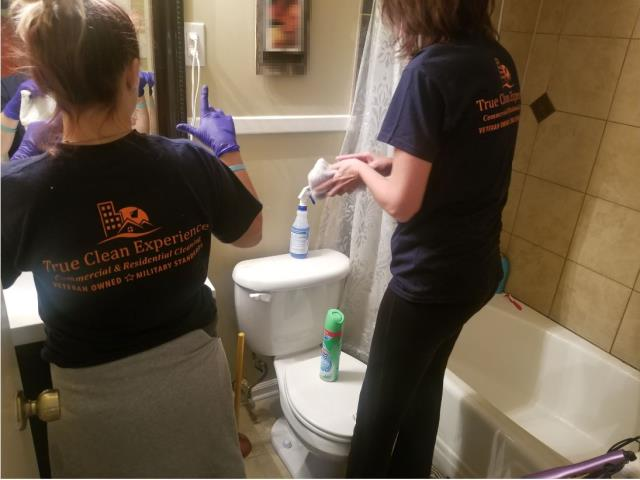 Greensboro, NC - We are starting this morning off the right way, helping lots of different clients with their house cleaning needs.  Our cleaning technicians are handling maid services like no other.  We care about giving you a 5 star cleaning service.  We are  the best, cleaning from top to bottom in our deep cleans this morning.  We are keeping the house fresh and clean in our weekly cleaning, biweekly cleaning, and monthly cleanings, and we are disinfecting and sanitizing and making the moving cleans ready for our clients to move in and out.  Call us today, so we can help you too.