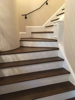 I am cleaning a maintenance biweekly maintenance house cleaning.  We come every two weeks and do a house cleaning that the homeowner loves.  We dust all of the furniture and even sweep and mop the steps on our way out.