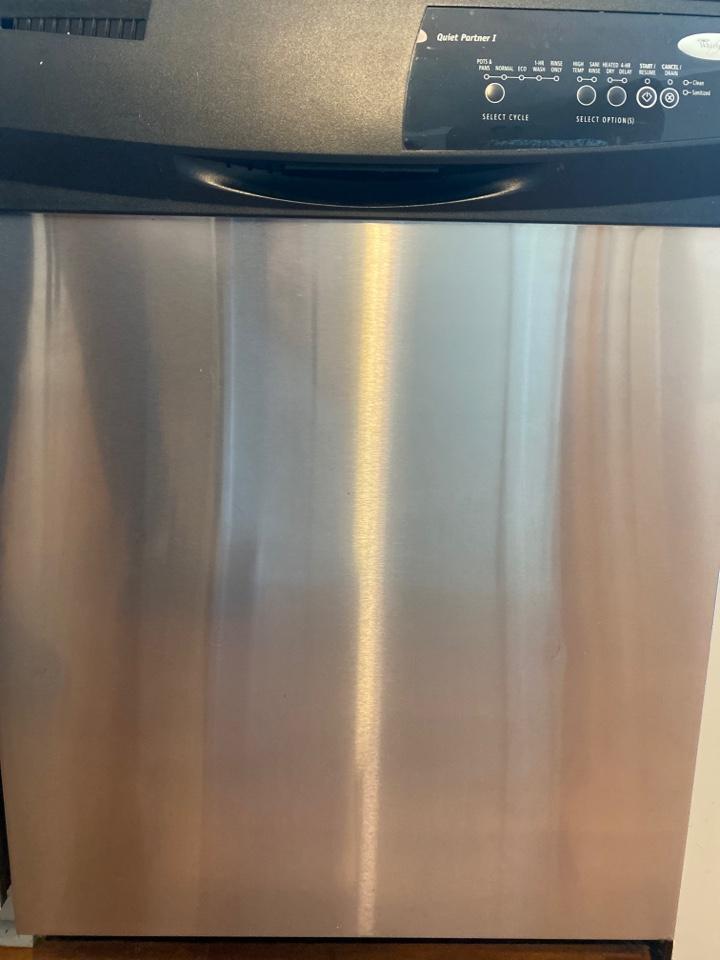 Clean dish washer