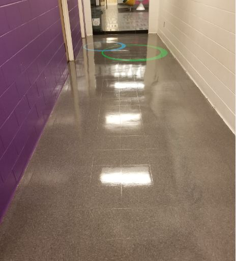 focusing on floors tonight for one of our larger commercial clients