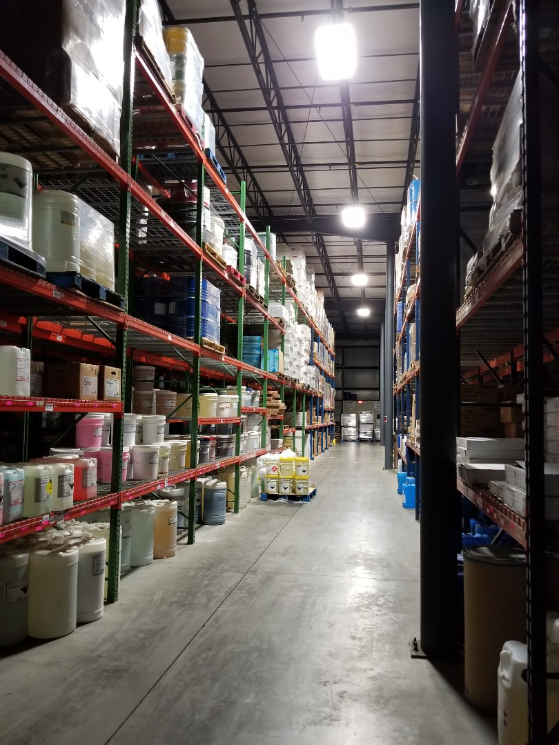 Kernersville, NC - Warehouse commercial service at a larger account