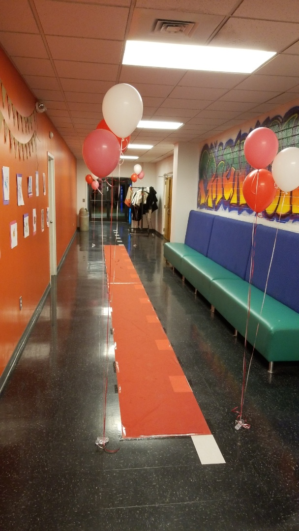Janitorial cleaning for father and daughter dance in the triad area restrooms dance floor empty trash cans commercial cleaning