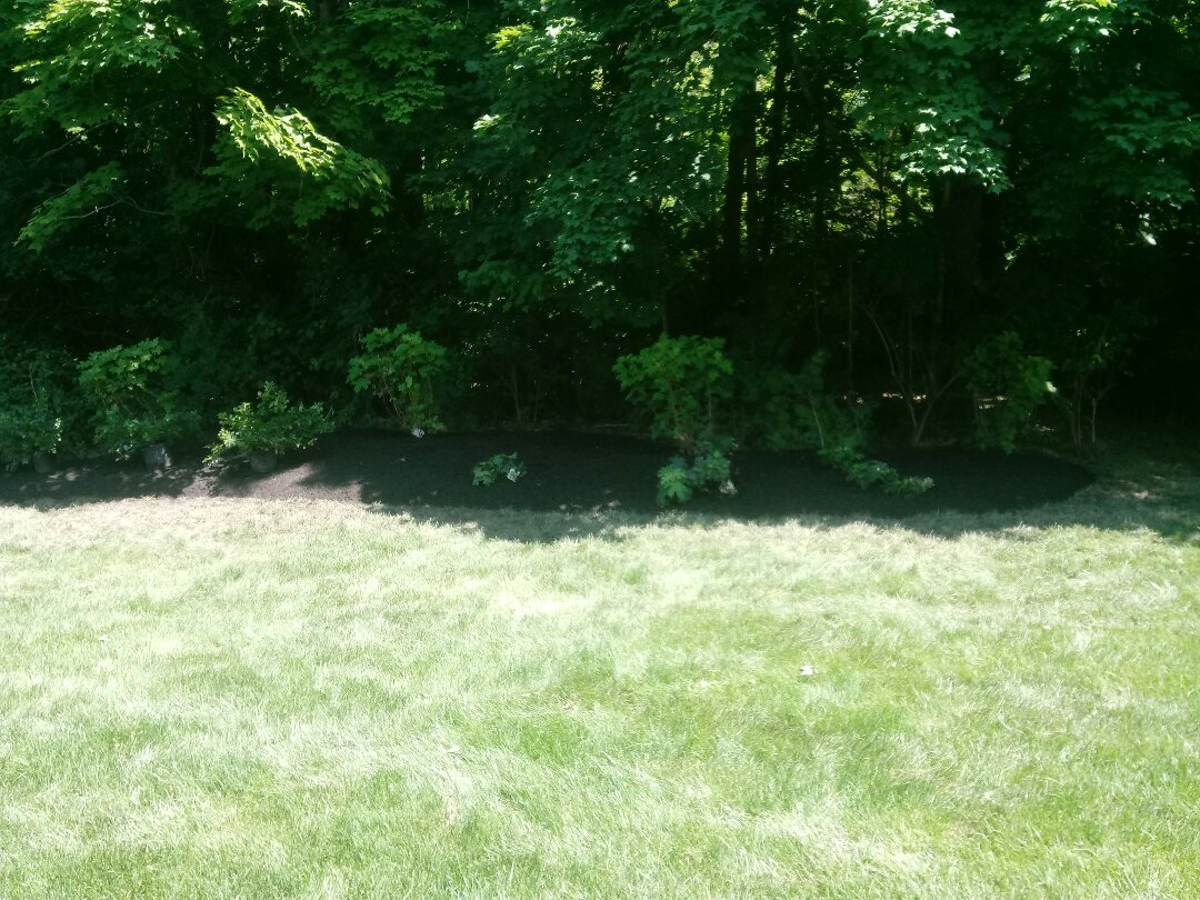 Dublin, OH - Mulch and planting