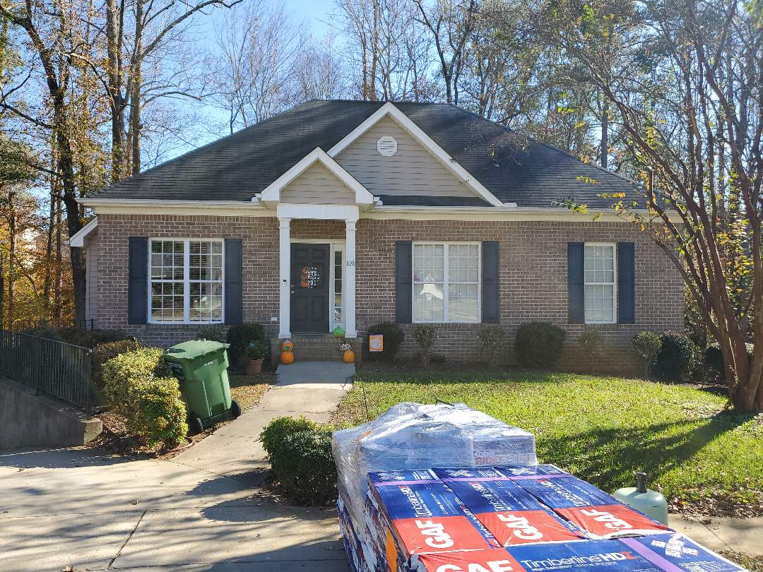 Moore, SC - Insurance Claim Approved