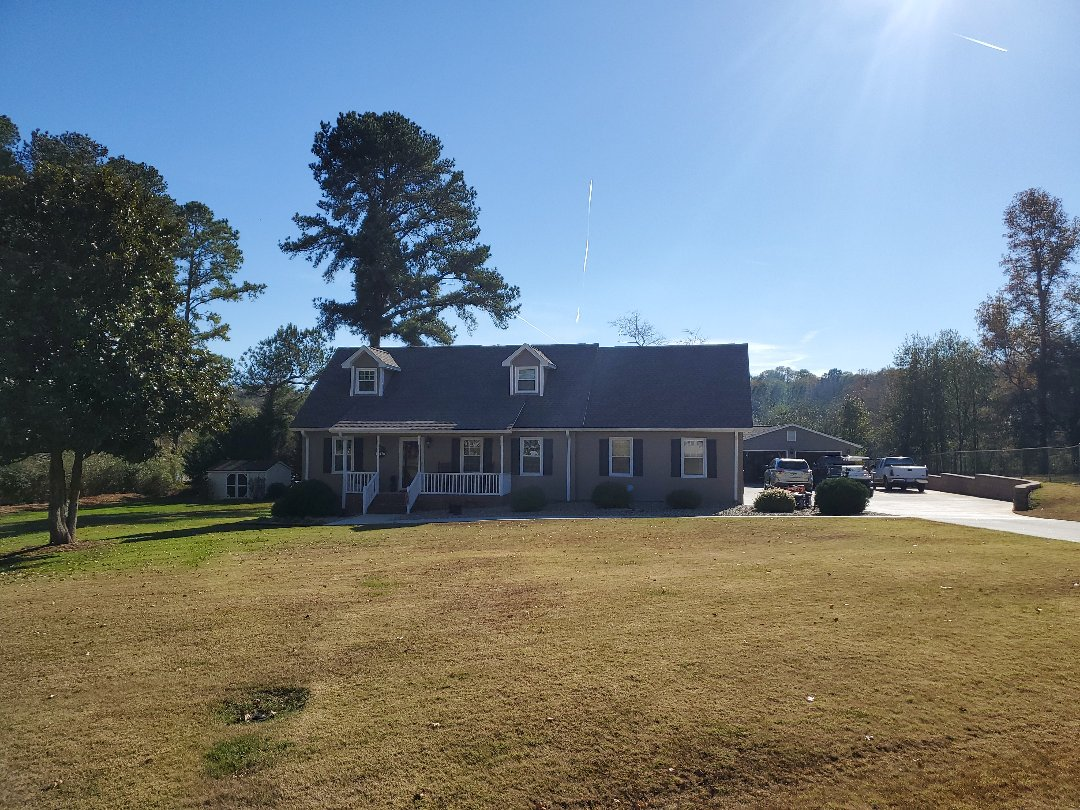 Moore, SC - Complete Re-deck and New Architecture Roof