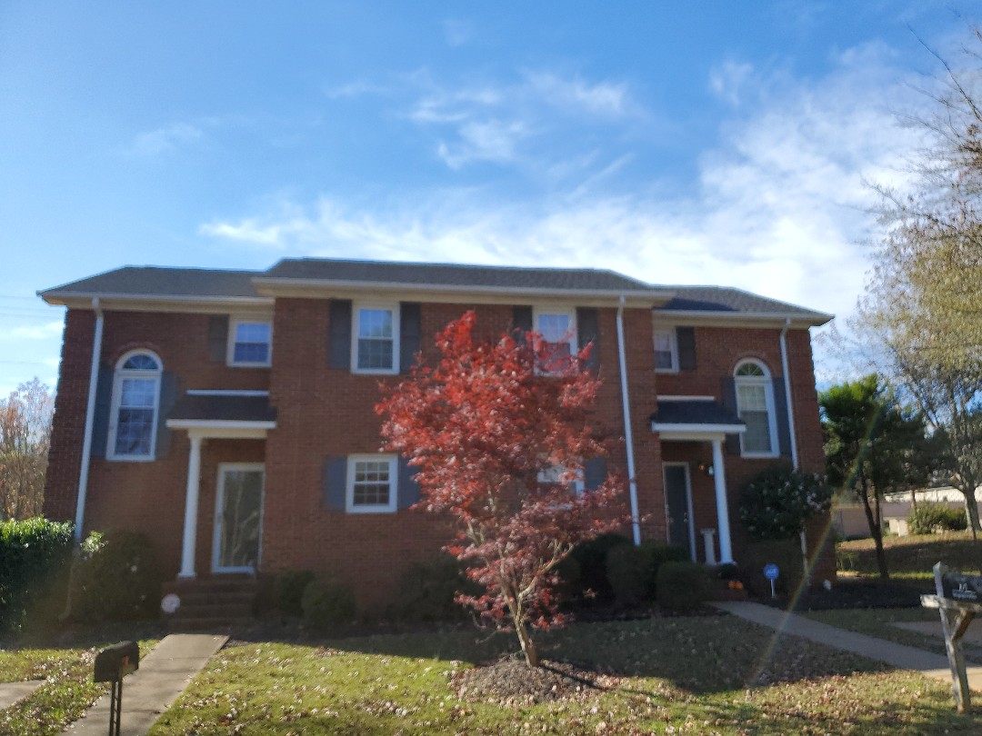 Spartanburg, SC - New Architecture Roof on multi family dwelling