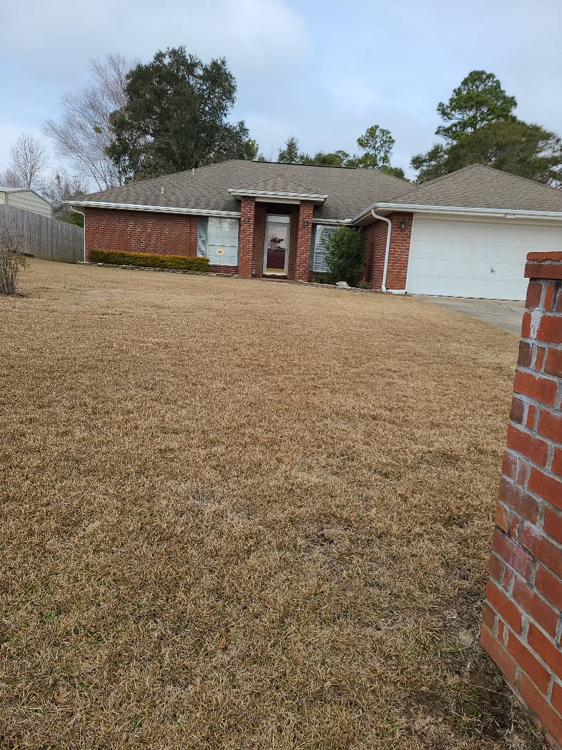 Milton, FL - Roof inspection from hurricane Sally