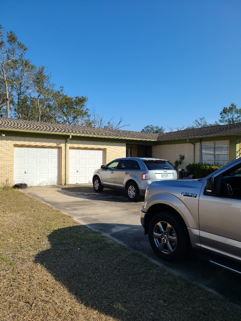 Pensacola, FL - Insurance inspection for customer after hurricane Sally