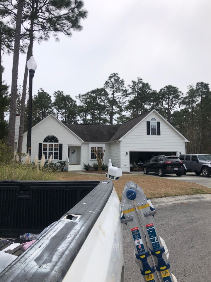 Wilmington, NC - Free roof inspection