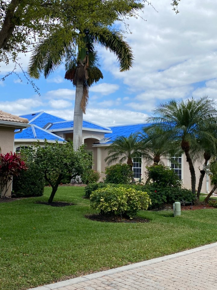 Naples, FL - Tile install Naples Flordia! Dry in stage!