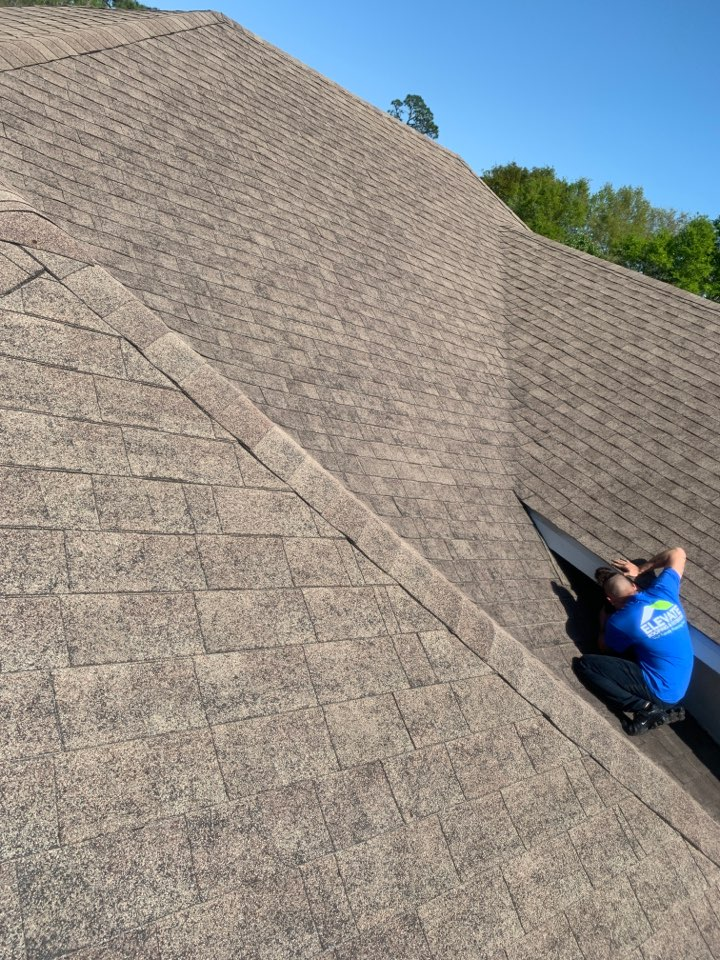 Pace, FL - Roof inspection