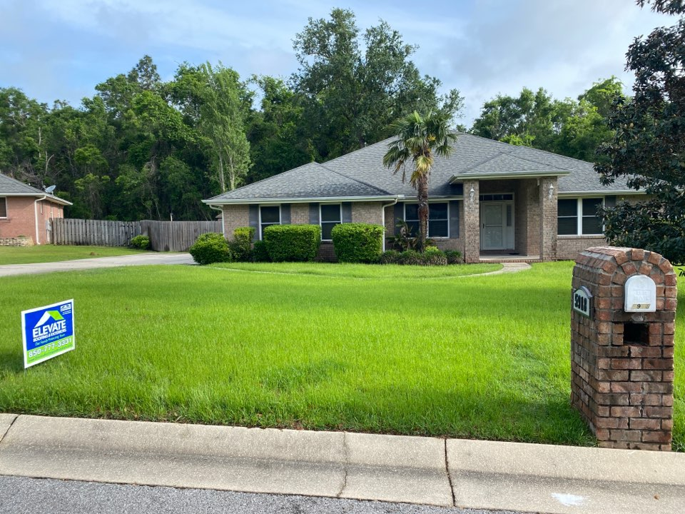 Milton, FL - Another new roofing project scheduled