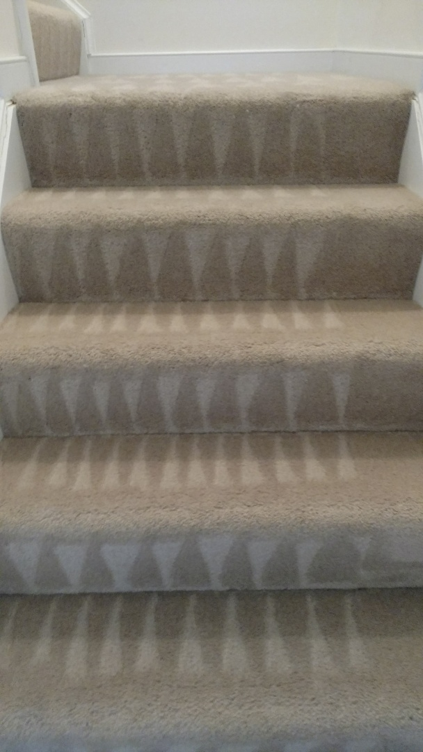 Richmond, VA - Bringing life back to these stairs! Cleaning up so we'll!