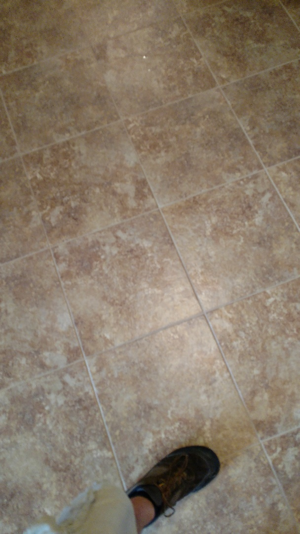 Mechanicsville, VA - Tile cleaned up great