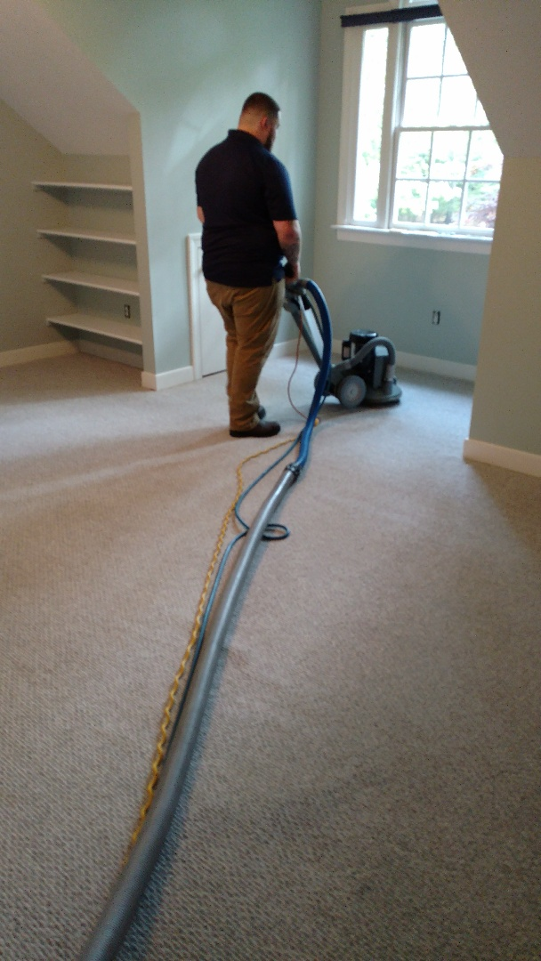 Chesterfield, VA - Moving I new home? Perfect time to clean and protect the carpets so you can feel good about moving into your healthy home!