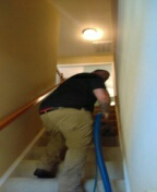 Henrico, VA - Urine odor gone and carpets are cleaned and sanitized!