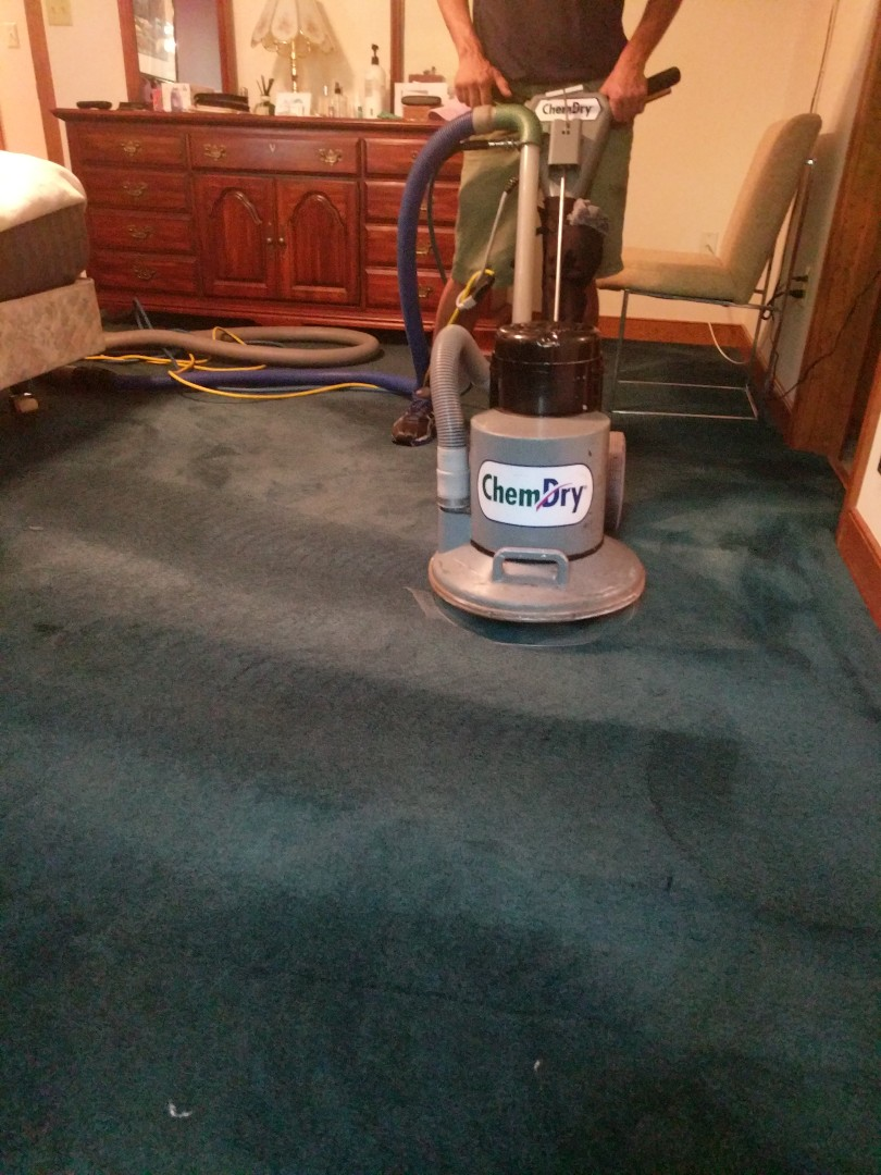 Richmond, VA - Yearly cleaning is highly recommended to keep your carpets looking new and to keep your home healthy!