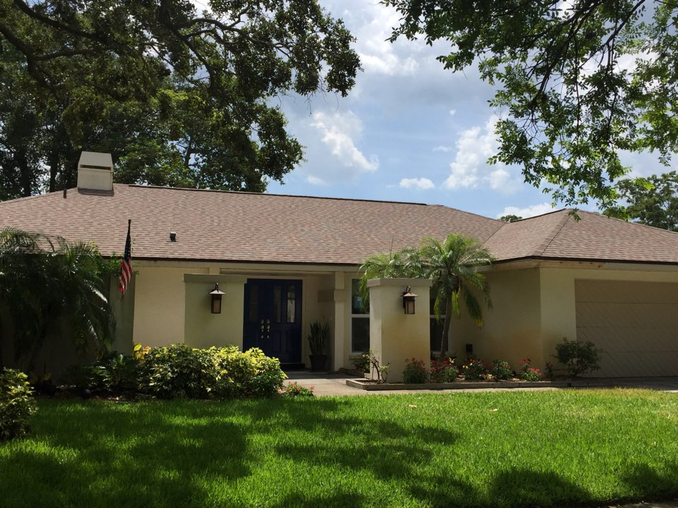 Clearwater, FL - Arry's Roofing just completed thisGAF shingle re-roof in Clearwater.