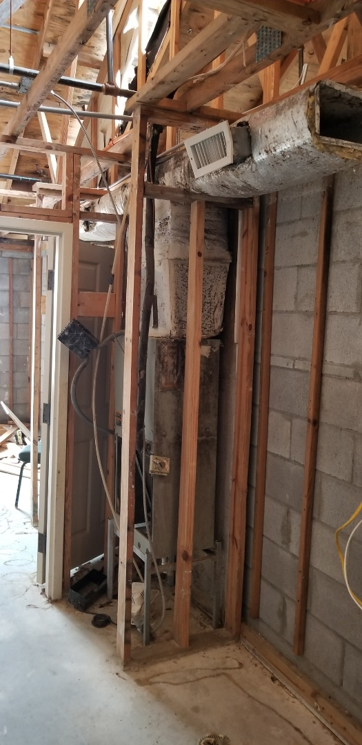 Panama City, FL - Removing air handlers and replacing with energy efficient ptacs