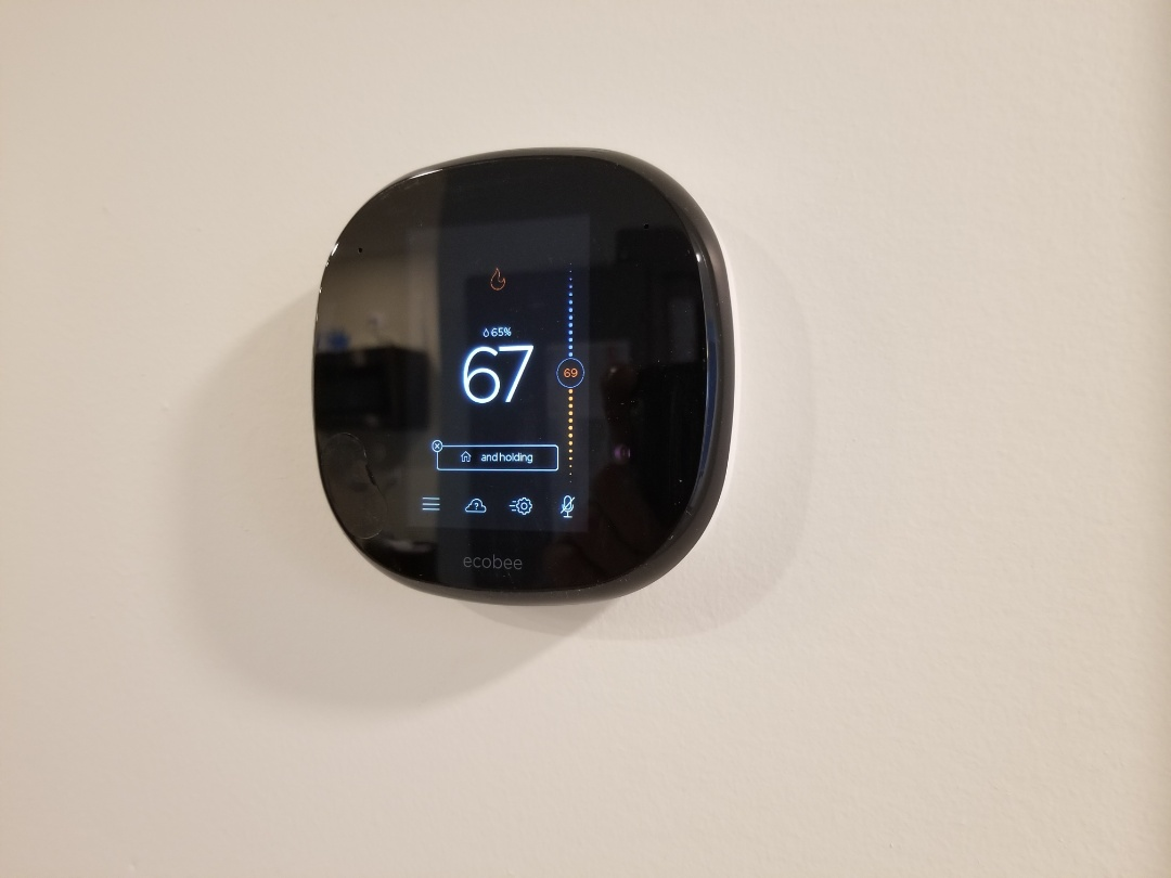 Panama City, FL - Ecobee 4 smart thermostat install