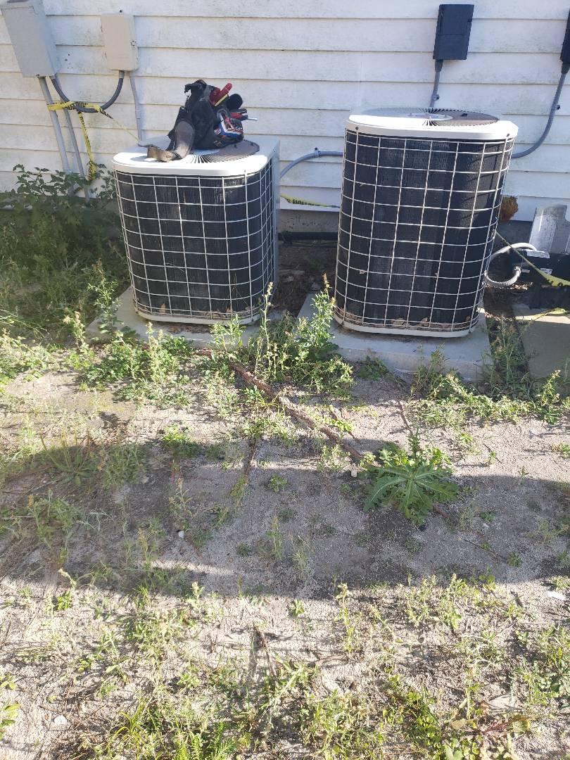 Lynn Haven, FL - Evaluation on 2 units