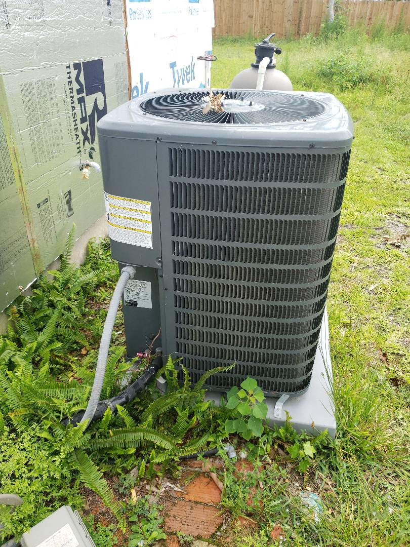 Free estimate for a contractor HVAC work