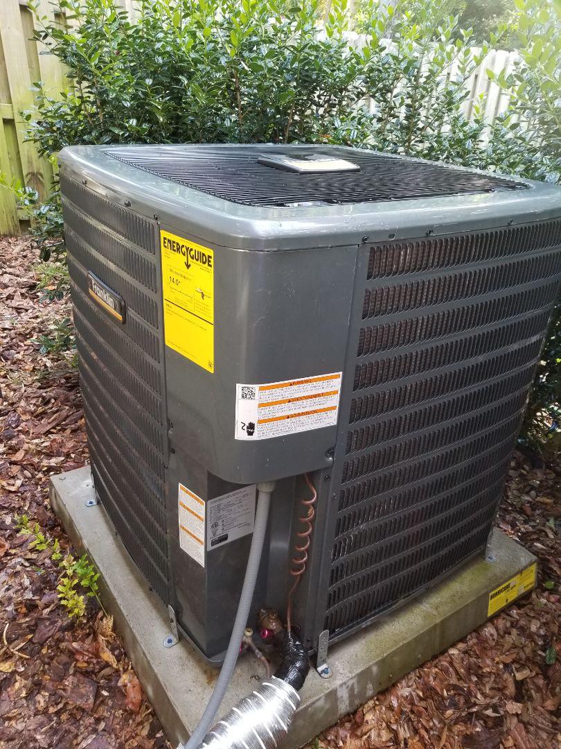 Gainesville, FL - Did maintenance on 1yr old Franklin system