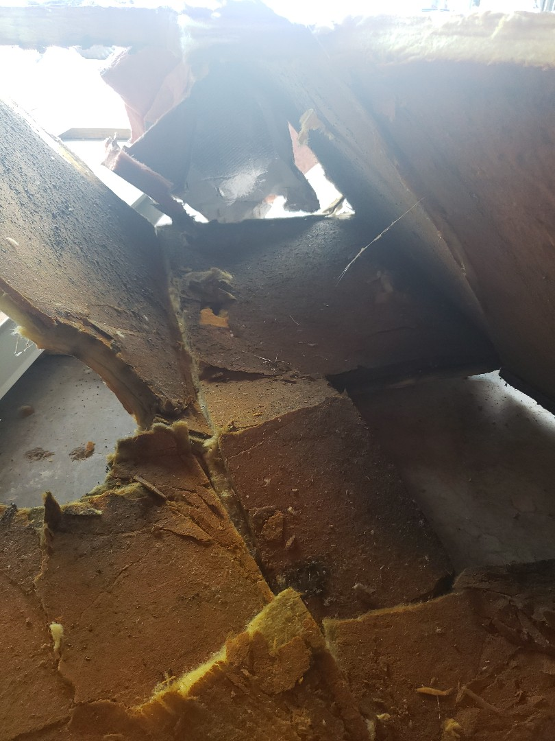 Lynn Haven, FL - Hvac Demo and replacement. What do the inside of your ducts look like?